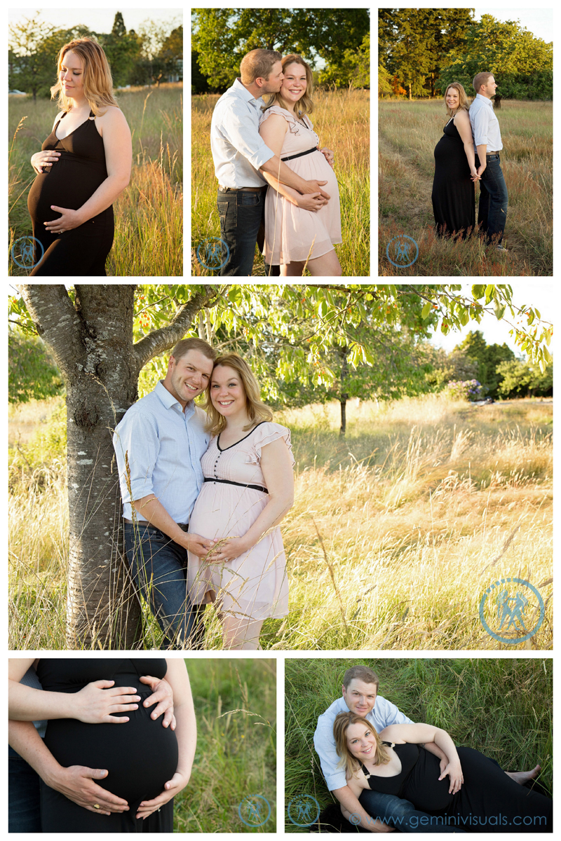 Outdoor Maternity Photography Session