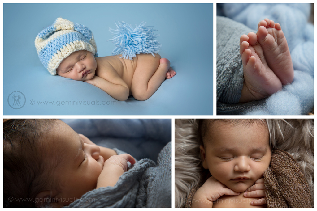 Peace Arch Hospital Maternity baby newborn session