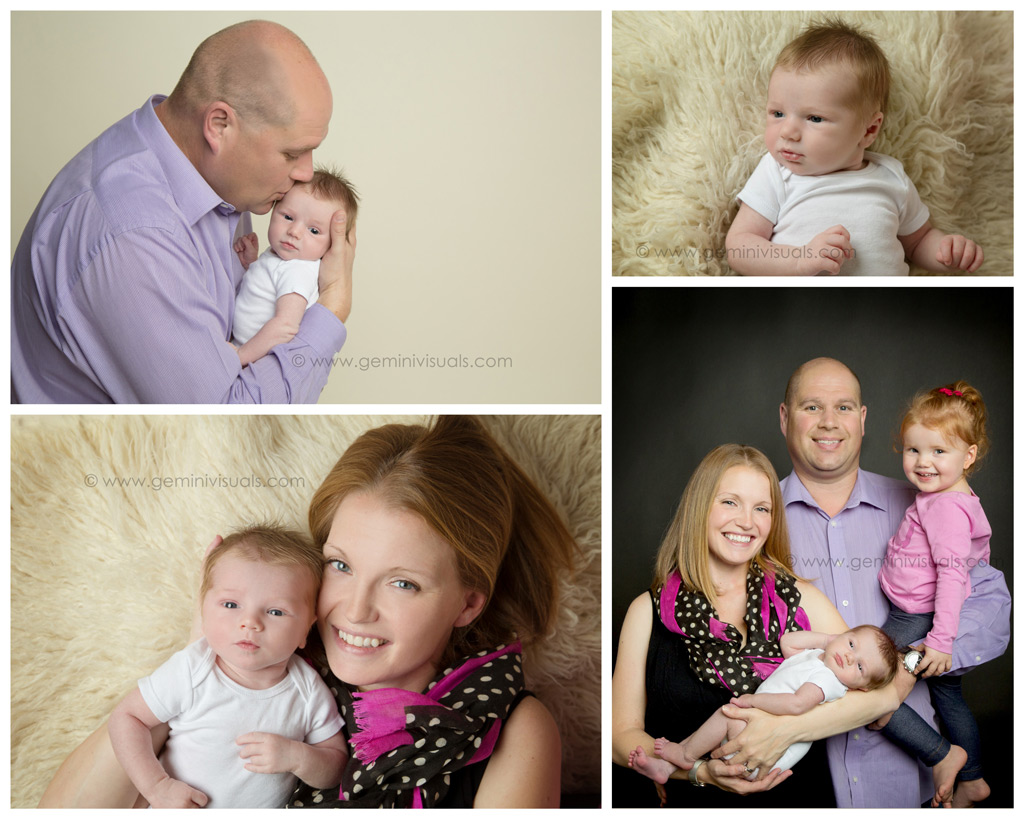 Newborn Family Photography