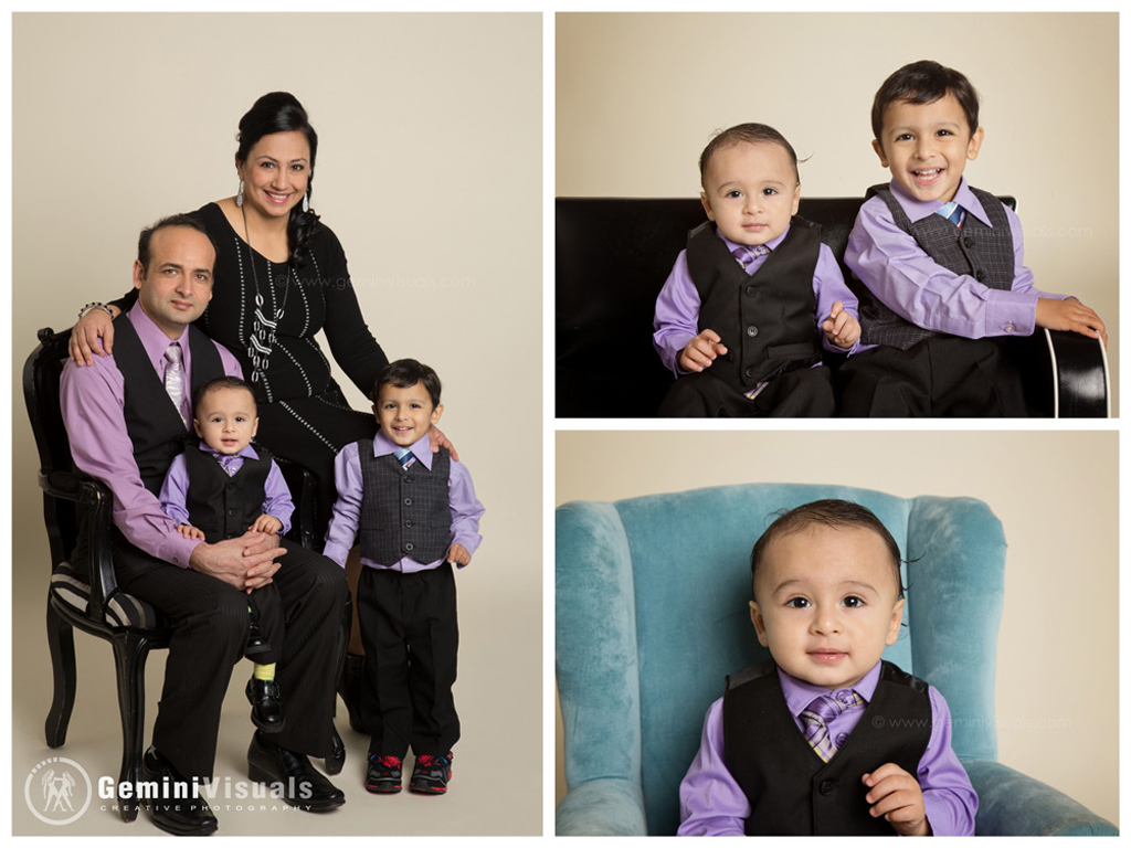 Cake Smash Family Photography