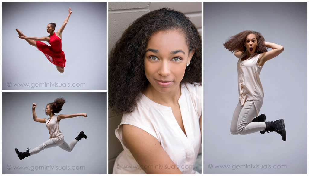 Creative Photography and Dancer Headshots White Rock BC