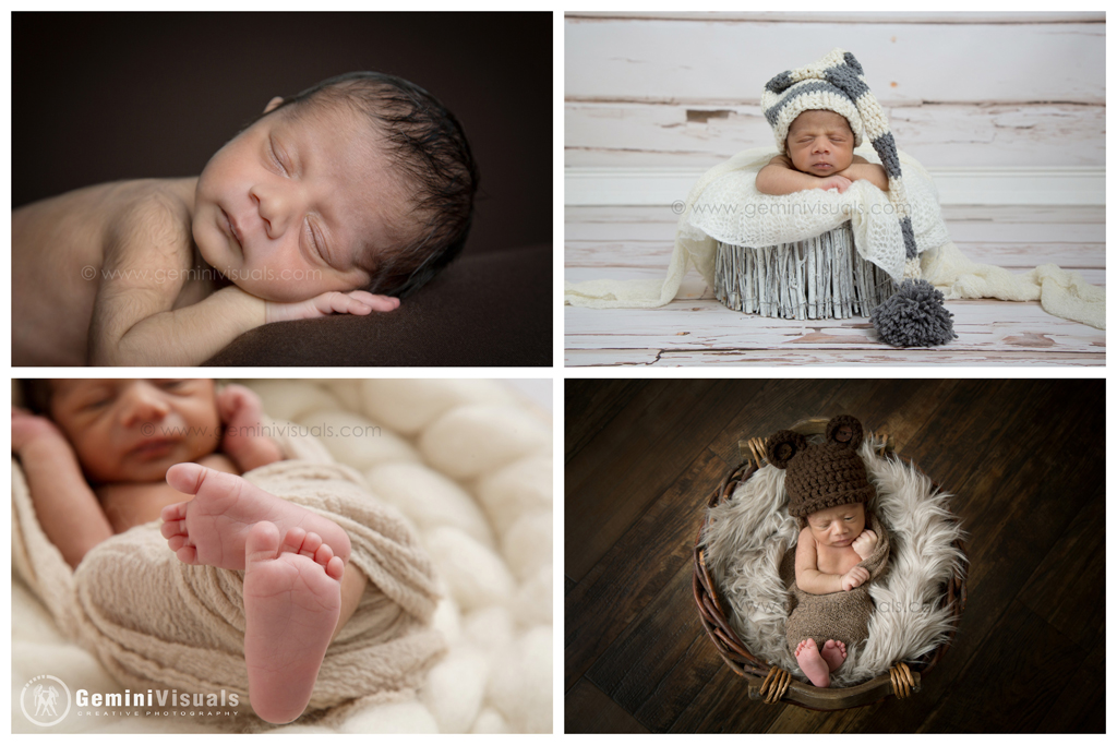 newborn photography by gemini visuals