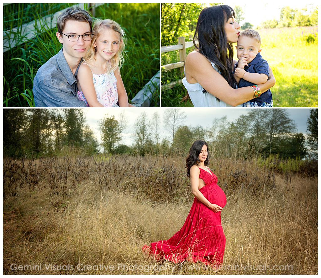 Out door family sessions with Gemini Visuals Creative Photography