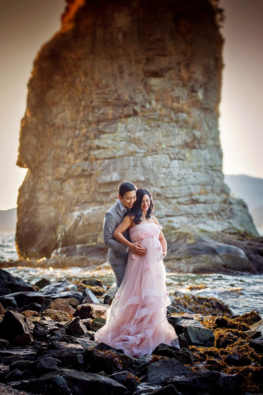 elegant maternity, maternity photographer, gemini visuals, vancouver maternity photographer