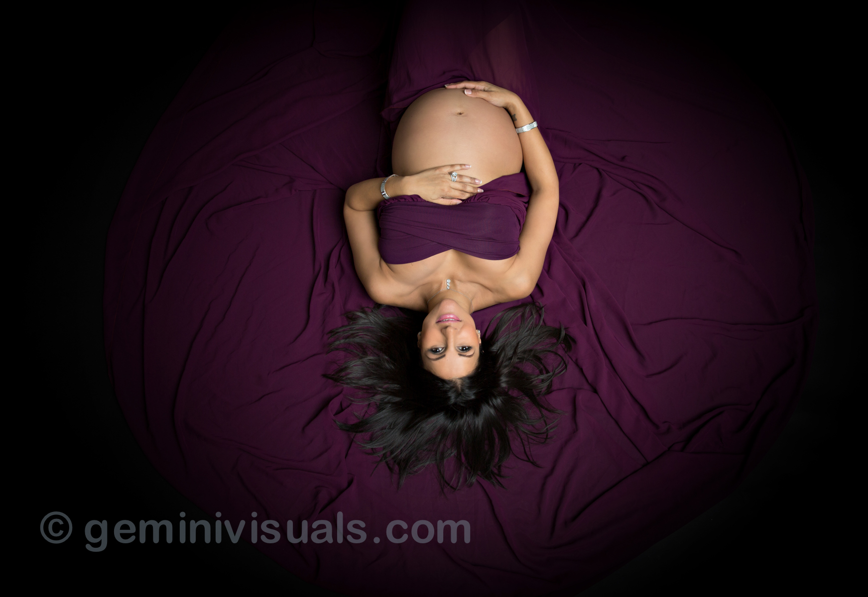 maternity session, sew trendy accessories, gemini visuals