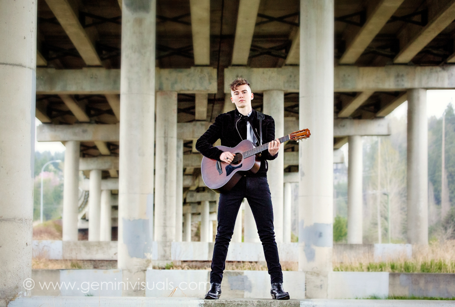 Richard Tichelman, musician photos, white rock musician, gemini visuals