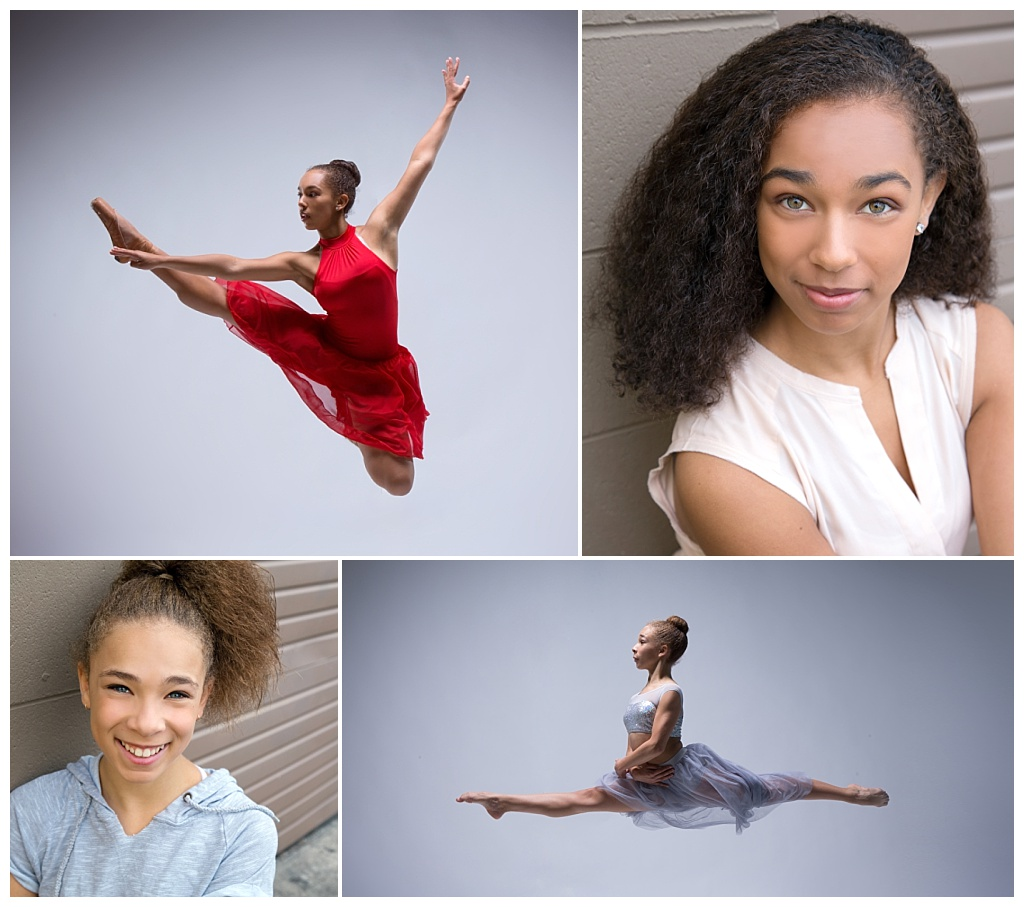 Private Dance Minis, dance collage, private dance mini sessions