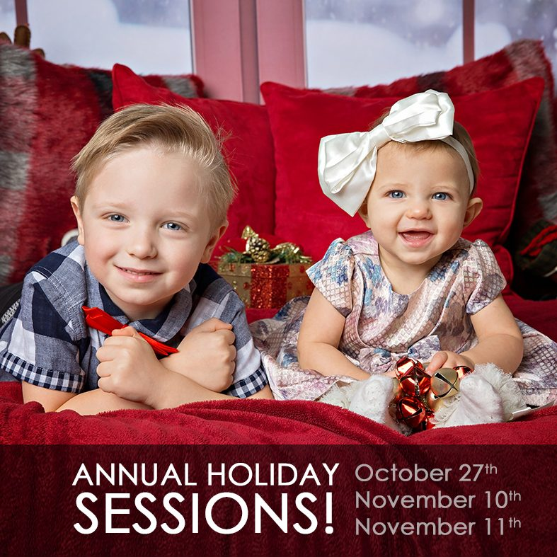 2019 holiday christmas mini sessions