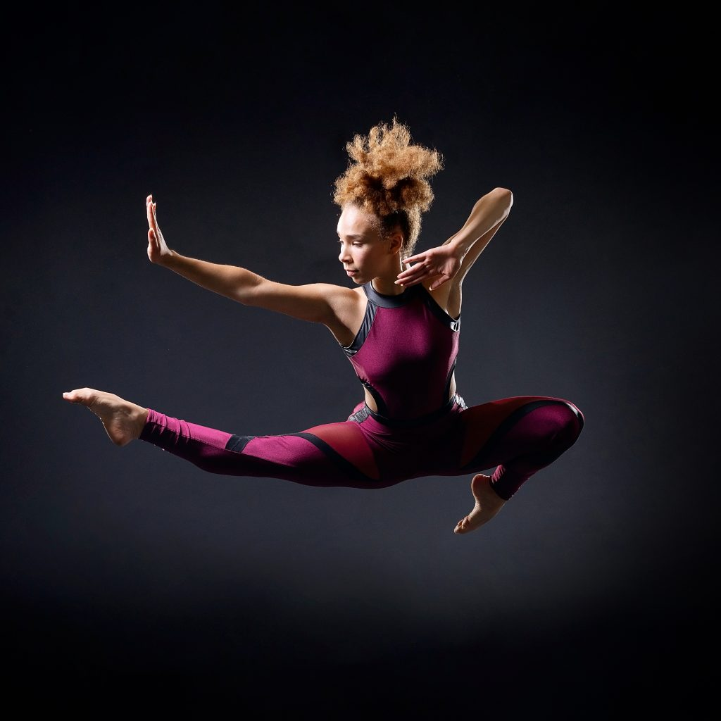 Dance Photography, dancer photos, year end dance photos, jumping, dancer, split jump