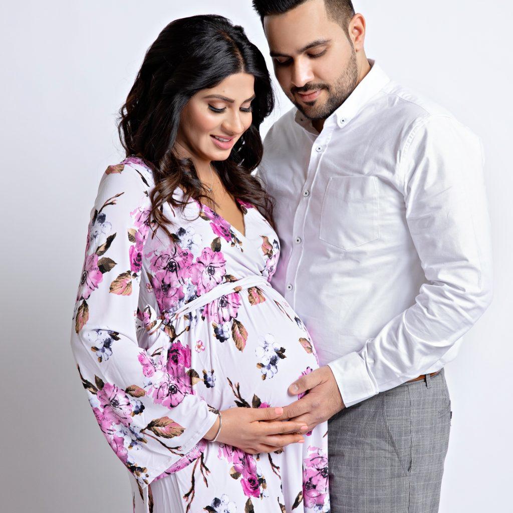 Beautiful Couple maternity