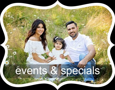 local photography specials spring
